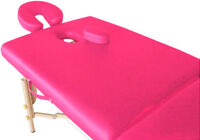 New from Dealer PINK massage table / bed / portable
