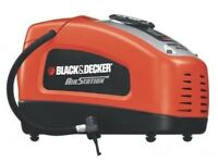 Black & Decker ASI300 Air Station Compressor