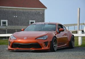 2013 scion frs / rocket bunny
