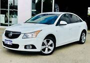 2014 Holden Cruze JH MY14 Equipe White 6 Speed Automatic Sedan Kenwick Gosnells Area Preview