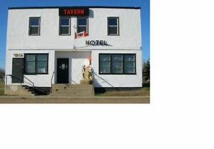 Country Tavern/Hotel for Sale with Land