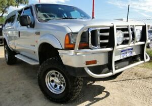 2005 Ford F250 RN XLT Super Cab Silver 4 Speed Automatic Utility Bellevue Swan Area Preview