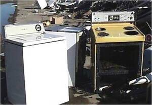 FREE PICKUP WORKING/NON-WORKING APPLIANCES