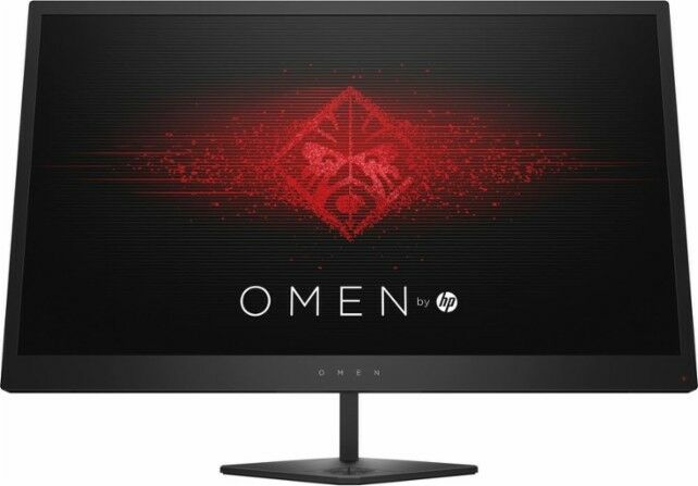 "HP OMEN  25 LED monitor - 24.5"" 400 cd/m² 144 Hz 1ms Displayport USB 3.0"