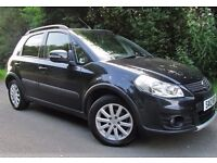 Suzuki SX4. CAN'T GET CREDIT? ... YES YOU CAN! CAR FINANCE AVAILABLE
