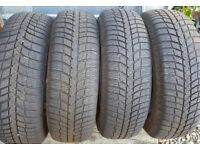 Winter Car Tyres Kumho 185/65R15