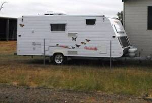 2009 Roadstar Retreat cheaper than motels when working away. Bingara Gwydir Area Preview