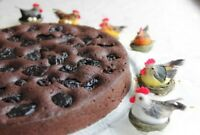 Christmas Chocolate Delicious Cake