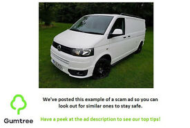 Volkswagen Transporter 2.0 T30 Van -- Read the description before replying to the ad!!