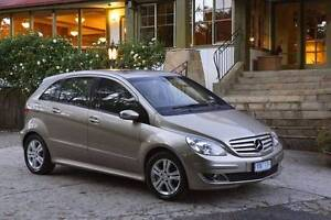 2008 MERCEDES-BENZ B200 TURBO AUTO MY08 HATCHBACK Hope Island Gold Coast North Preview