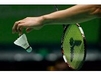 Reading Division 1-3 Badminton Club Players Wanted - We play with Feather Shuttles.