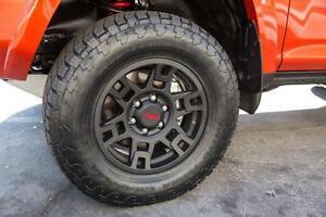 """TRD Pro Style Wheels 17""""  ( TACOMA / FJ CRUISER / 4RUNNER )"""