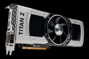 Looking for Titan Z
