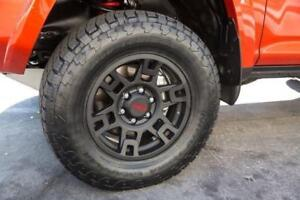 TRD Pro Style 16 & 17 Wheels For ( TACOMA / FJ CRUISER / 4RUNNER )