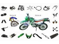 Wanted parts for mini midi and normal dirt bike pitbike pit bike dirtbike