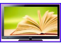 32 INCH SONY HD LCD TV WITH BUILT IN FREEVIEW ##DELIVERY IS POSSIBLE##