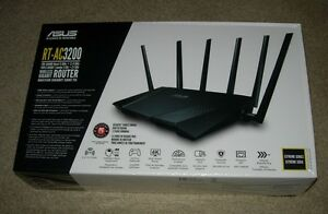 Asus Router AC3200   NEW  factory sealed