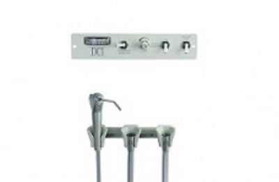 Dci 4400 Panel Flush Mount Manual Control Dental Delivery Unit W2 Hand. Syr.