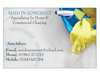 MAID IN SOMERSET