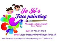 Face/body painting Artist,