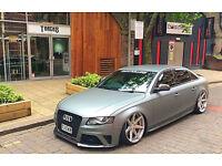 Audi A4 3.0TDI V6 S-Line Quattro Show Car