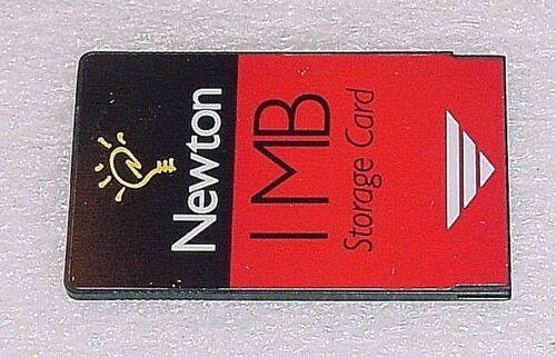 Original Apple Newton PDA 1MB Memory  Card PCMCIA