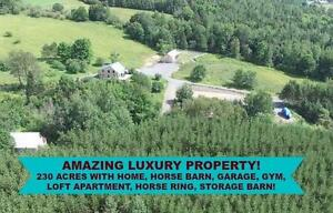 Amazing Luxury Property in Knowlesville, New Brunswick