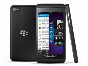 Blackberry Z10 16GB Telus No Contract *BUY SECURE*