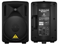 1x Behringer B210D Eurolive Speaker