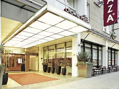 Crowne Plaza Hotel (Berlin 5 Tage Crowne Plaza Berlin City Centre 4 Sterne Doppelzimmer/ÜF 2 Pers)