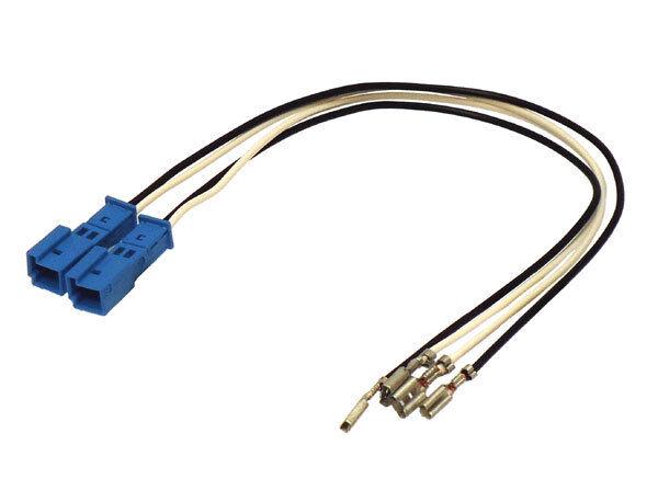 41-022 BMW X3 E83 2004 To 2009 Haut-Parleur Câble Adaptateur plomb