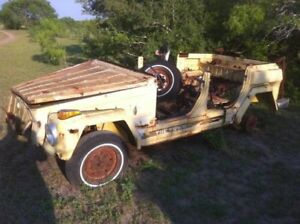Volkswagen Thing Parts