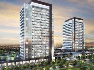 FURNISHED New  Luxury Condo  2 BED+2 BATH/ Richmond Hill Center