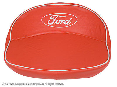 Ford Red Tractor Seat Cushion 2n 8n 9n Naa 600 601 700 701 800 801 900 2000 4000