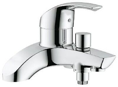 GROHE Eurosmart Bath Shower Mixer Tap Single Lever Deck Mounted