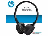HP H7000 Wireless Headset Microphone Bluetooth brandnew 2in1 mobile/pc/laptop