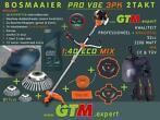Bosmaaier benzine GTM V8E 3PK