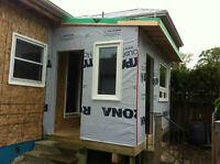 "5"" SEAMLESS EAVESTROUGH/SIDING/SOFFIT & FASCIA CONTRACTOR"