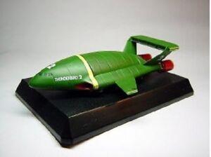 NEW Konami Thunderbirds Vol 1.TB2 Pod3 Thunderbird 2 Model - Boxed