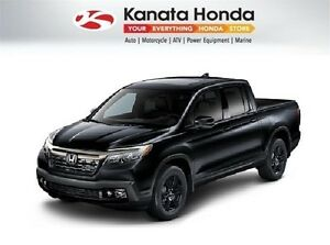 2017 Honda Ridgeline V6 Black Edition AWD