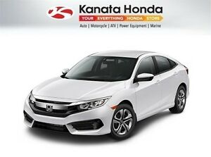 2017 Honda Civic Sedan LX 6MT