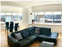 Luxury Merchant City flat (with the best views in Glasgow)