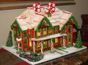 Master Gingerbread house and Cookie Decorations