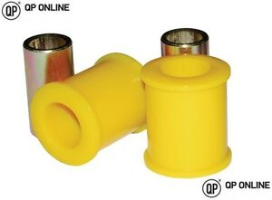 FRONT PANHARD ROD YELLOW POLYURETHANE BUSH SET FOR DISCOVERY 2 ND DEFENDER