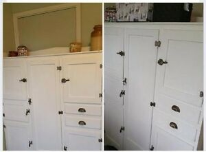 1900s storage cupboard Moonah Glenorchy Area Preview