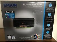Epson Expression Home XP-342 Brand new in box unopened great christmas present!