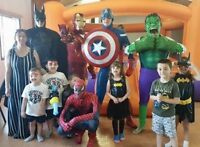 THE VERY BEST IN CHILDREN'S ENTERTAINMENT! 204 962 2222
