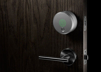 Check you've locked the door with your smartphone thanks to August