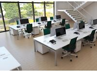 INCREDIBLE - CALL CENTRE DESKS IN WHITE - BRAND NEW 1200MM X 700MM