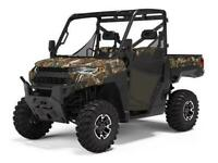 Polaris Ranger XP1000 EPS EU - 0% Finance available - New Cab Prices!
